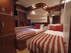 FREE WIND II 33 Starboard Guest Stateroom
