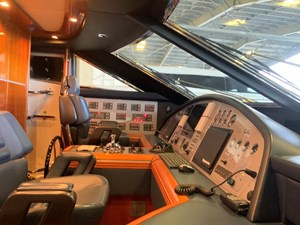 Pilothouse Controls