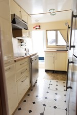 Enigma Blue for Sale - Galley / Kitchen