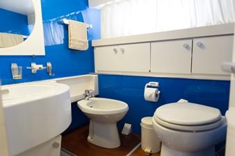 Enigma Blue for Sale - Head / bathroom