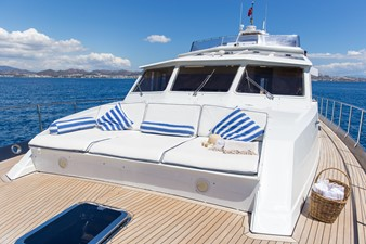 Enigma Blue for Sale - forward seating