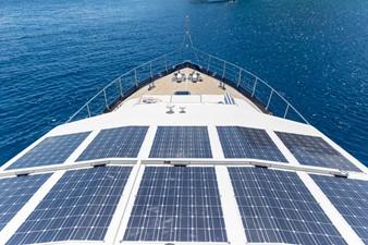 Enigma Blue for Sale - solar panels
