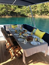 ENIGMA BLUE 53 enigmablue-sundeck-breakfast
