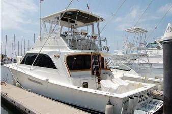 48 1987 Ocean Yachts Super Sport 0