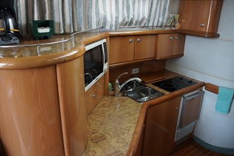 F44 sealine galley