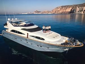 KARAYEL 3 KARAYEL 2001 ASTONDOA  Motor Yacht Yacht MLS #256105 3
