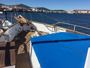 Virgen del Mar 5 Virgen del Mar 1975 GRAND BANKS  Motor Yacht Yacht MLS #256146 5