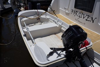10 ft Sun Dolphin and Outboard