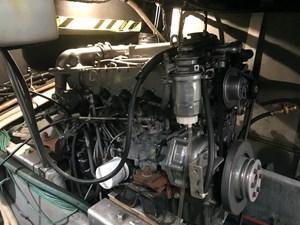 2002 Yanmar 100hp diesel