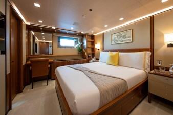 Starboard Side VIP Stateroom