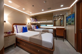 Guest Stateroom With Pilot Berth