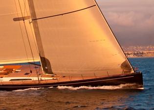THALIMA 1 THALIMA 2010 SOUTHERN WIND SHIPYARDS SW110 Cruising/Racing Sailboat Yacht MLS #256321 1