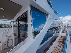 Port Side Deck Looking Aft