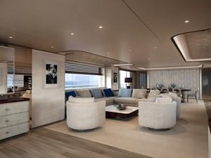 Main Salon - Contemporary Interior