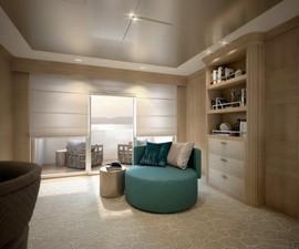 Master Stateroom - Classic Interior