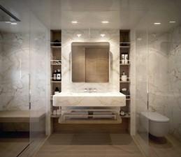 Master Bath - Classic Interior