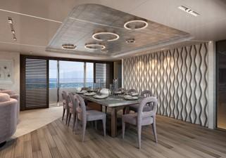 Dining Salon - Modern Interior