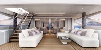 Main Deck Aft - Modern Interior
