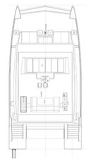 Deck and Flybridge Layout