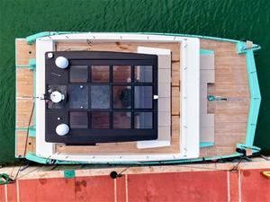 Aerial Deck View