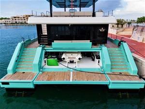 Swim Platform and Garage
