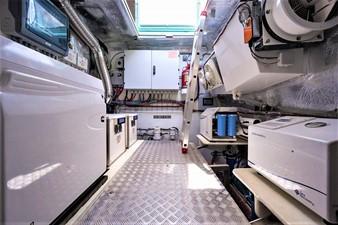 Starboard Engine Room