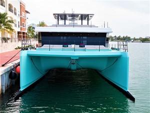 Bow View at Dock