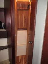 Master Cedar Hanging Lockers