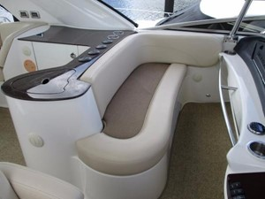 Fly Bridge Companion Seating