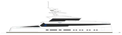 Spectral 50m Bloemsma Shipyard Profile
