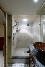 Port Guest Stateroom Head and Shower