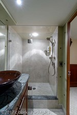 Starboard Guest Stateroom Head and Shower