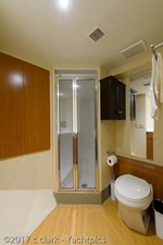Crew Quarters Head and Shower