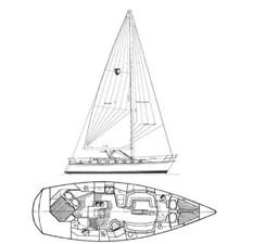 Arcadia III 1 Arcadia III 2000 TARTAN YACHTS 4100 Performance Sailboat Yacht MLS #256488 1