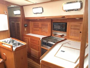 Arcadia III 4 Arcadia III 2000 TARTAN YACHTS 4100 Performance Sailboat Yacht MLS #256488 4