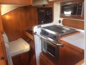 Topaz 2 Topaz 2001 CALIBER YACHT GROUP 40 LRC Cruising Sailboat Yacht MLS #256490 2