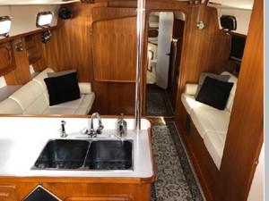 Topaz 5 Topaz 2001 CALIBER YACHT GROUP 40 LRC Cruising Sailboat Yacht MLS #256490 5