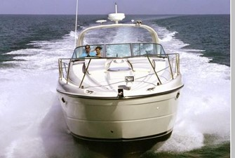 2001 Maxum 3500 SCR 256502