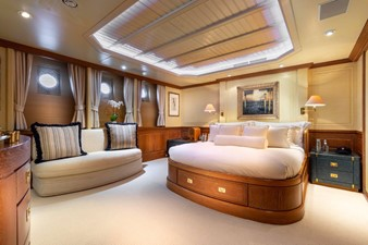SCOUT II 5 Master Stateroom Looking Forward