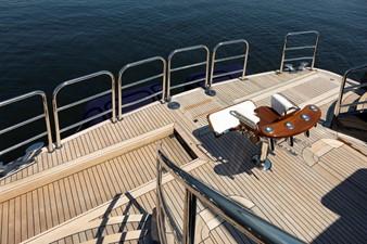 SCOUT II 30 Swim Platform with Floating Dock Access Platforms