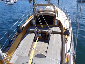 SUMATRA 2 SUMATRA 1960 ABEKING & RASMUSSEN  Classic Yacht Yacht MLS #256590 2