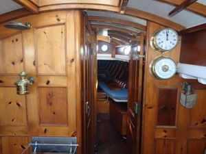 SUMATRA 7 SUMATRA 1960 ABEKING & RASMUSSEN  Classic Yacht Yacht MLS #256590 7