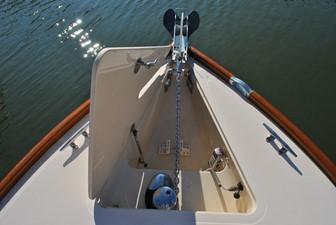 Anchor Locker and Windlass