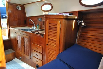 Galley Aft