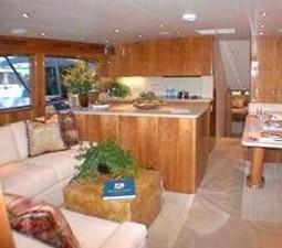 No Name 2 No Name 2003 HATTERAS 54 Convertible Sport Fisherman Yacht MLS #256641 2