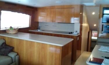 No Name 6 No Name 2003 HATTERAS 54 Convertible Sport Fisherman Yacht MLS #256641 6