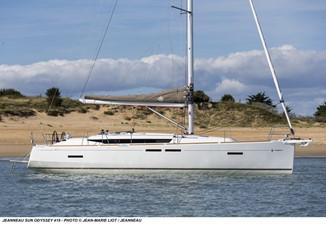 Jeanneau 419 Sun Odyssey 256670