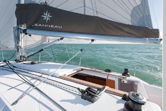Jeanneau 349 Sun Odyssey 7 Jeanneau 349 Sun Odyssey 2019 JEANNEAU 349 Sun Odyssey Performance Sailboat Yacht MLS #256673 7