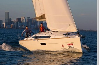 Jeanneau 349 Sun Odyssey 21