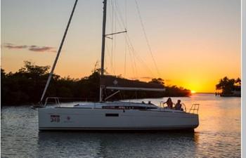 Jeanneau 349 Sun Odyssey 23